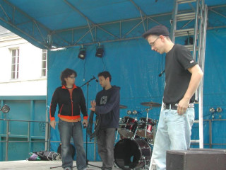 Préparation (Pablo, Nico & Touf)