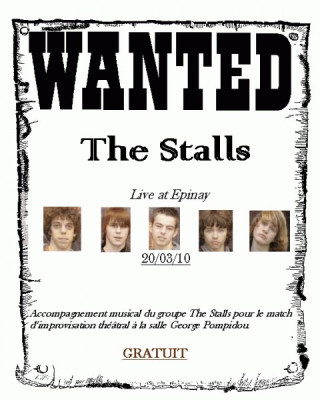 The Stalls live at Epinay !