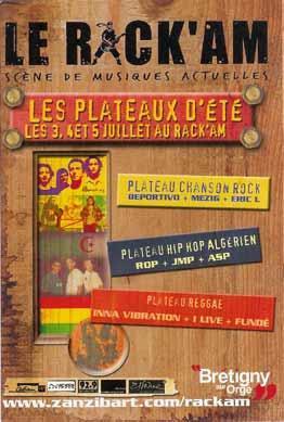 Plateau Reggae