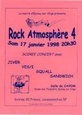 Flyer Rock Atmosphère 4