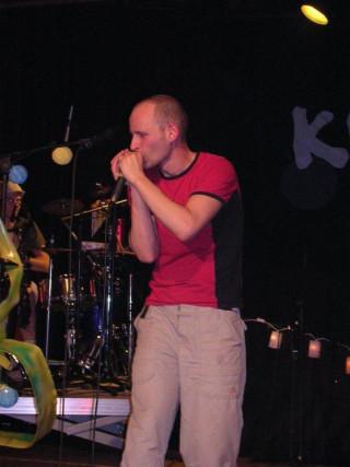 chanteur kwak (Kwak)