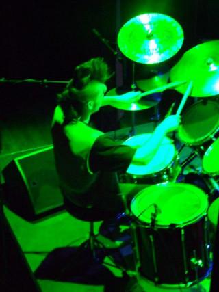 Concert Ad'Hoc du 28 Mars 2009 (The Toads)