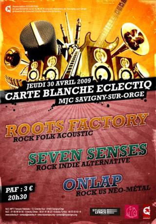 Carte Blanche Eclectiq