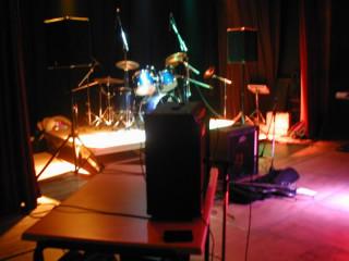 avant le show