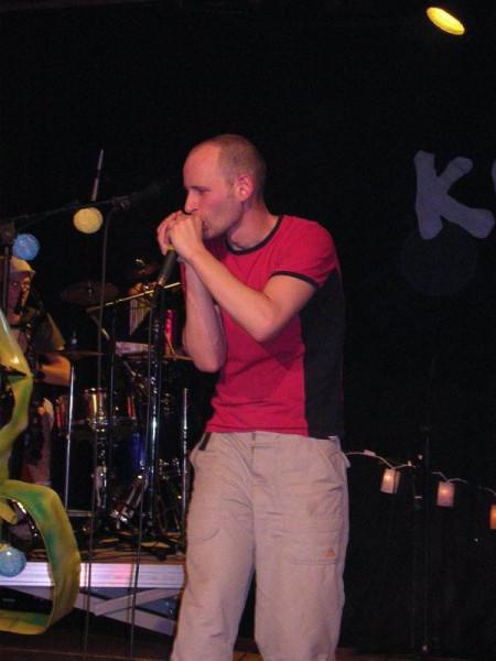 chanteur kwak