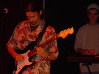 Guitare / Clavier Zebtary (Zebtari)
