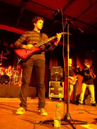 Concert Ad'Hoc du 28 Mars 2009 (DirtyNoize)