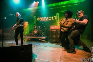 Freevolt@Gones'n'Live Festival 2014, Chaponost, Lyon (FREEVOLT)