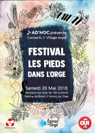 Festival Les pieds dans l'Orge #1