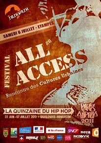 All Access-Rencontre des cultures urbaines