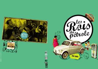 Les Rois du Pétrole au Huit pour le Festival TRACE TA ROOT à Etampes (91)