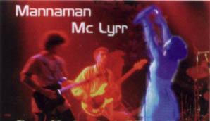 Mannaman Mc Lyrr