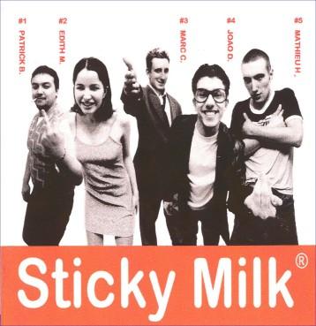 Sticky Milk